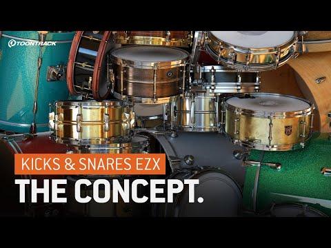 Kicks & Snares EZX – The Concept