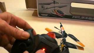 9808 Gyro Mini Helicopter review