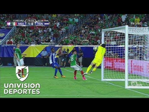 ¡Honduras estuvo a punto de marcar gol olímpico!