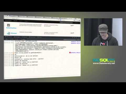 MongoDB in the Browser and Realtime Application Design with Meteor.js