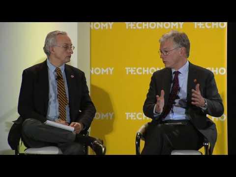 Frans van Houten and David Kirkpatrick on the CEO's Perspective