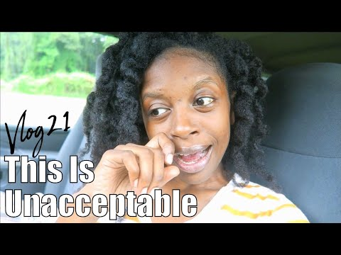 VLOG21 THIS IS UNACCEPTABLE! GOALS & PLANS, LETS TRY THIS AGAIN, SETTING FOUNDATION POSTS, CHRIS