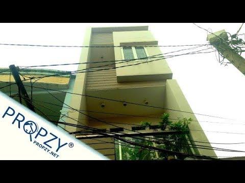 Bán nhà Quận 4 xây 2 lầu rộng rãi hẻm Tôn Thất Thuyết, diện tích sử dụng 128m2