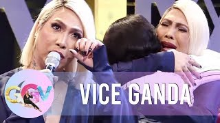 GGV: Vice Ganda and Nanay Rosario get emotional