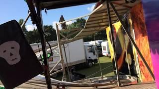 Ghost Train - On ride POV - Cole's Fun Fair