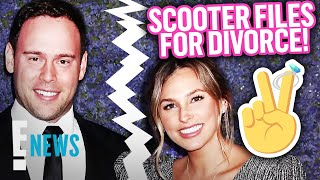 Scooter Braun Officially Files For Divorce: Is There a Prenup?