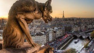 собор Нотр Дам де Пари | Париж 2015. Хор собора Нотр Дам де Пари 2015 HD(Собор Нотр Дам де Пари считается духовным