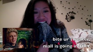 Night Changes- One Direction Reaction Video
