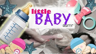 My little baby ASMR soothing role play for all