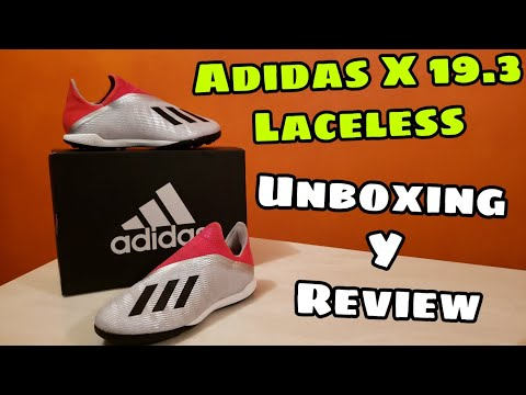 adidas-x-19.3-laceless!!,-unboxing-y-review