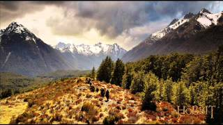 """The Hobbit - """"Misty Mountains Cold"""" + Main Theme"""