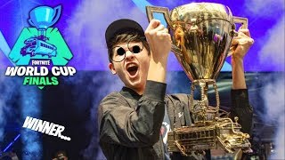 How Bugha won the Fortnite world cup...