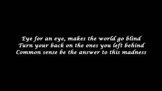 I Am I - Silent Genocide {lyrics On Screen} Hd