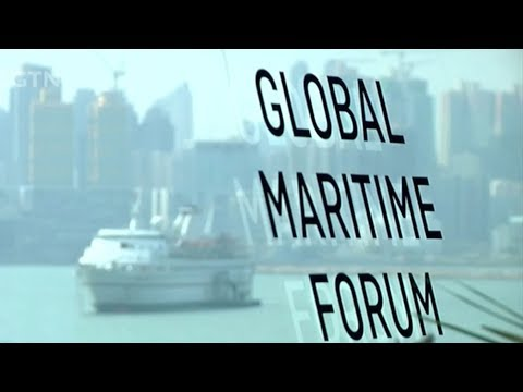 Global Maritime Forum held in Hong Kong