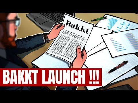 BAKKT TRADES 18 BITCOIN IN FIRST 7 HOURS OF OFFICIAL LAUNCH! | Bitcoin Futures Manipulation?