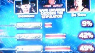 Cyber Sunday Undertaker vs Big Show Part 1/4