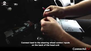 Steering Wheel Adapter for Chinese Head Units