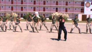 Pause (Zumba Mix) Contest with Marines