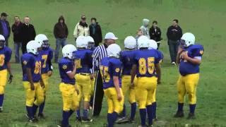 Leslie -vs- Houck Football Game 22-20