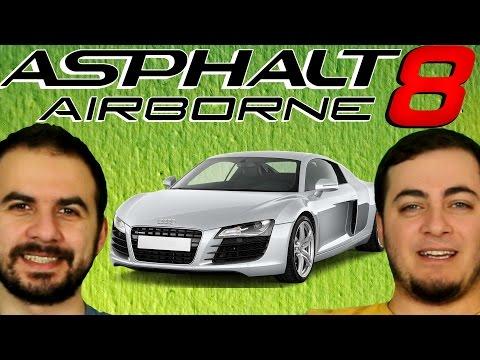 Böcek Yeme Cezalı Asphalt 8 Airborne