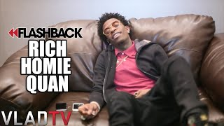 Rich Homie Quan Addresses Young Thug Calling Him