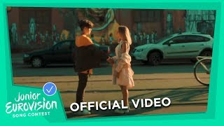 Daniel Yastremski - Time - Belarus 🇧🇾- Official Music Video - Junior Eurovision 2018