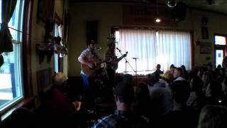 "Ketch & Critter - ""River of Jordan"" live @ the Little Grill, Harrisonburg, VA 1/14/12"