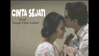 Gambar cover CINTA SEJATI - Bunga Citra Lestari (Official Video)