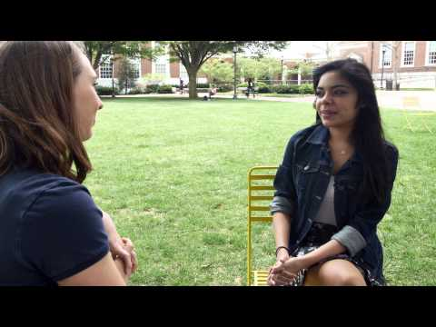The Promise - Monica Herrera Interview for the Ann Richards School Foundation