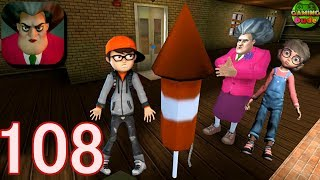 Scary Teacher 3D Update - New Levels   Gameplay Walkthrough Part 108   Android Gameplay HD