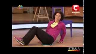 Упражнения на диске Грация.avi