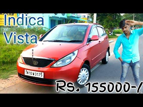 TATA INDICA VISTA Second hand car sales in Bismilla cars | தமிழ் 24/7