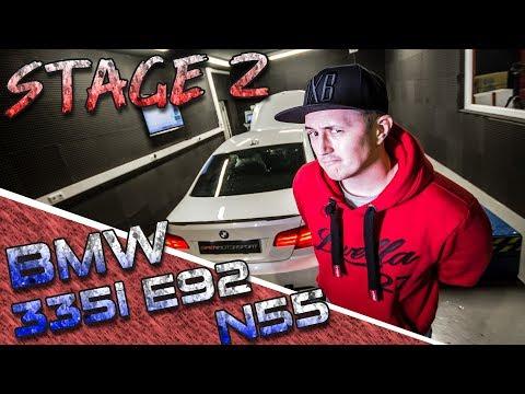 BMW 335i E92 N55 |  Stage 2 | SimonMotorSport | #393