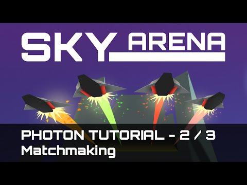 Matchmaking - Part 2 Lesson 3 Photon Unity Tutorial