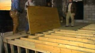 How to Construct a Spiral Staircase - Coach-Style House in Chicago, IL -Bob Vila eps.304