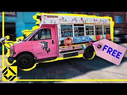 FREE BUS! - Should we keep it?