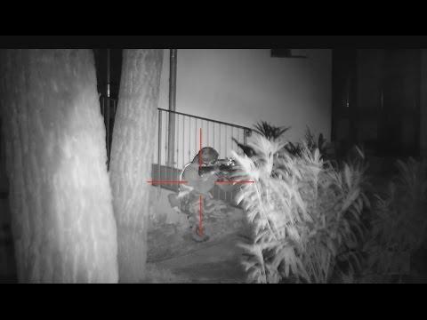 Sniper Scope Camera Airsoft NIGHT VISION DEVICE ATN x-sight vsr