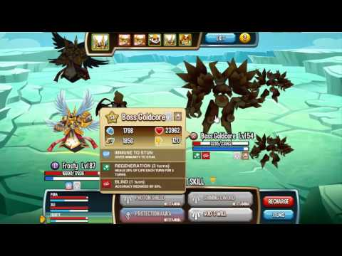 Monster Legends - Adventure Map In Monster Legends All Levels 1 To 100