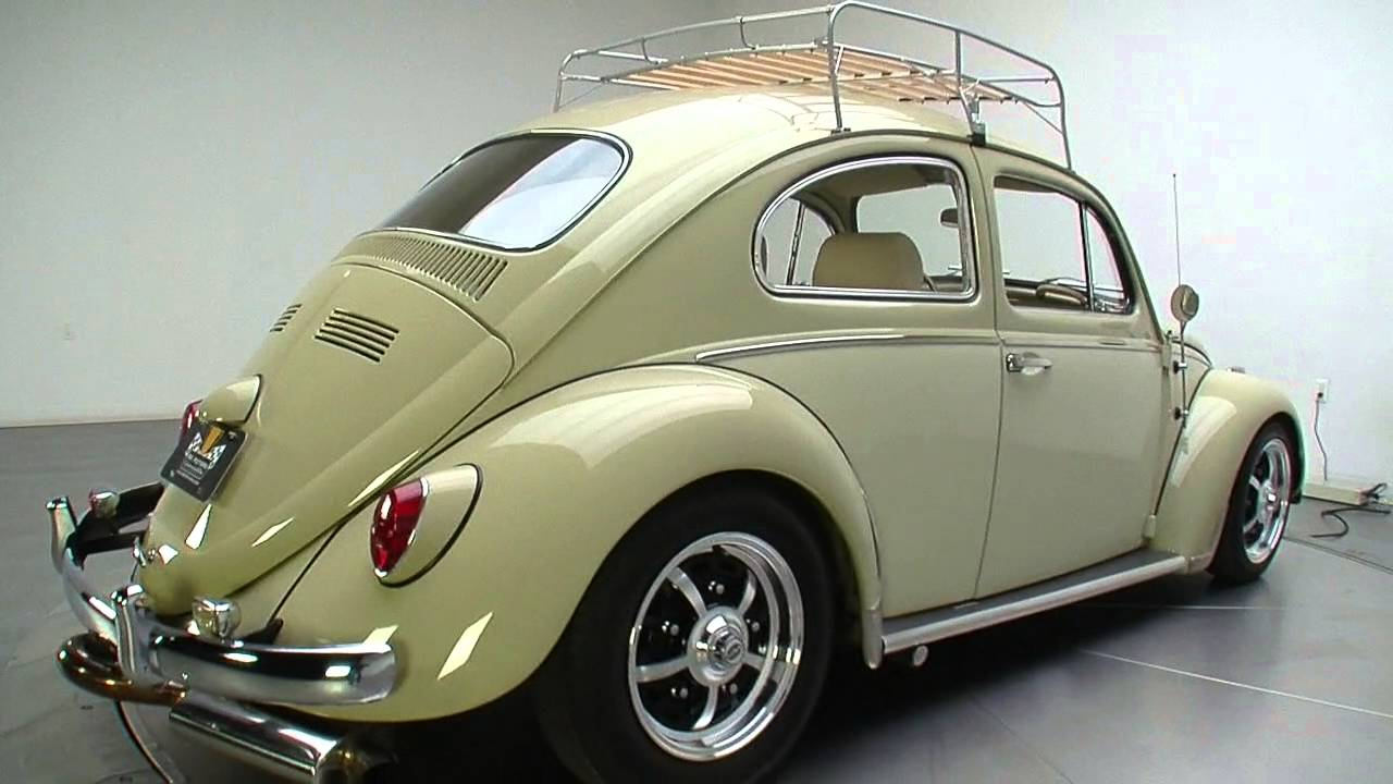 135412 / 1963 Volkswagen Beetle - YouTube