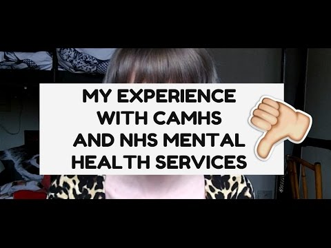 nhs mental health services