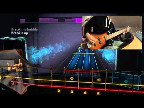 Def Leppard - Pour some sugar on me (Rocksmith 2014 Bass)