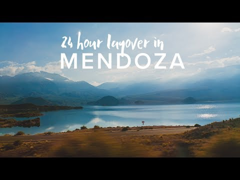 Roadtrip through the Andes // Mendoza, Argentina to Chile