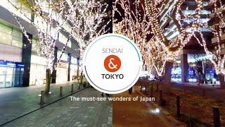 360° TOHOKU&TOKYO - illumination / SENDAI thumbnail