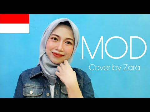 Mustafa Sandal Zeynep Bastik Mod Cover By Zara From Indonesia Turkey Song Youtube