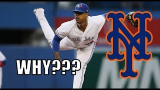 Marcus Stroman Traded To The Mets! Bo Bichette Called Up!