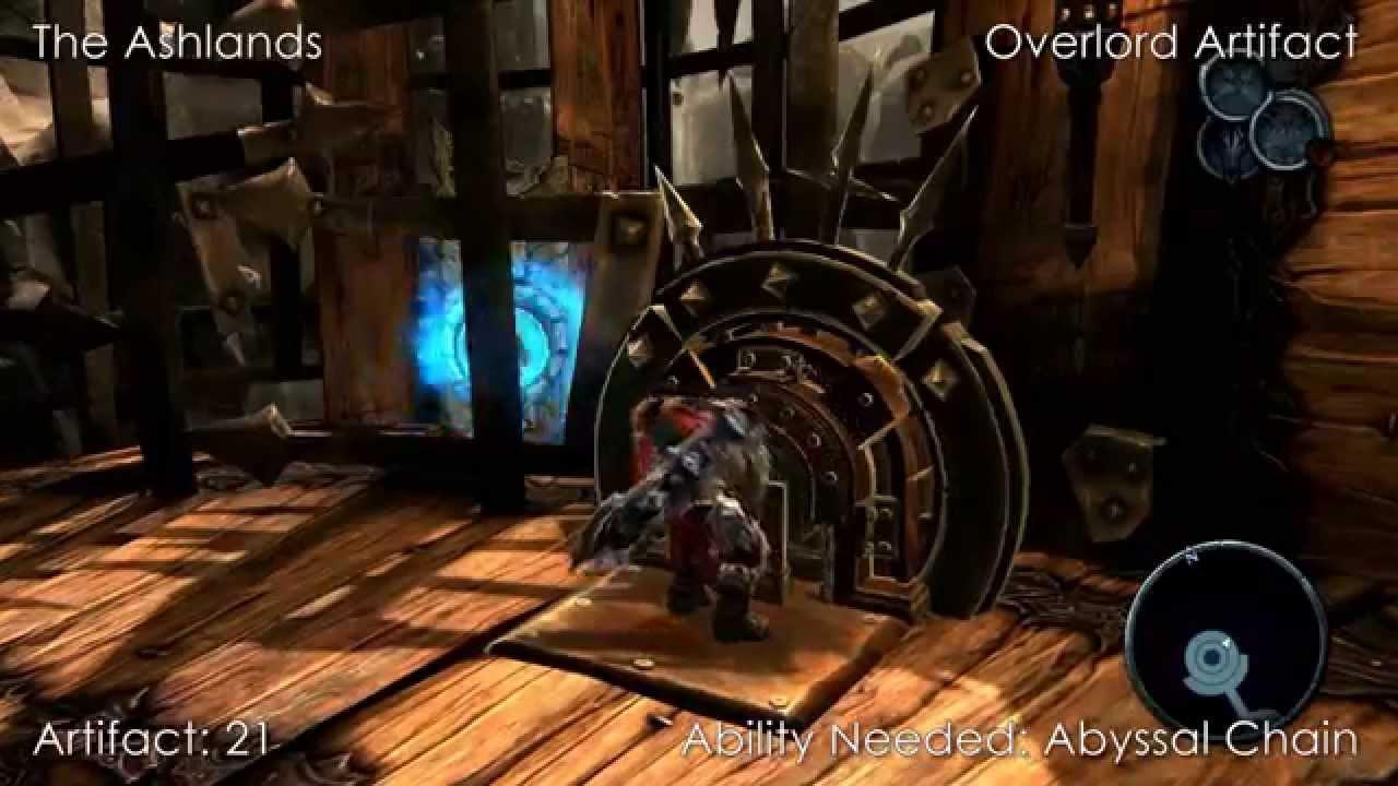 Bonus - Darksiders ( All Artifacts Location ) & Bonus - Darksiders ( All Artifacts Location ) - YouTube