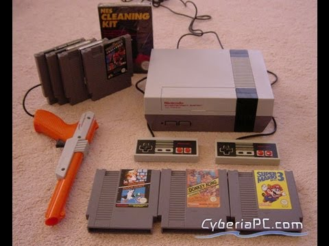 Recordando Los Juegos De Nintendo Nes Youtube