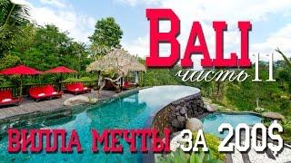 Остров Бали, Убуд | Шикарная вилла, рисовые террасы, лес обезьян, тропинки художников, водопад(Добро пожаловать в сердце острова Бали! Убуд, вилла в окружении рисовых террас, лес обезьян, волшебные тропи..., 2016-04-15T11:06:02.000Z)