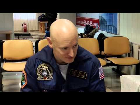 Scott Kelly Post-Landing Interview