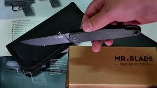 Нож складной Mr. Blade Lance. Carbon